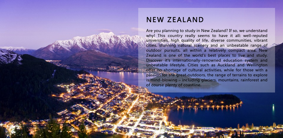 STUDY IN NEW ZEALAND | Education Consultant, Study Abroad